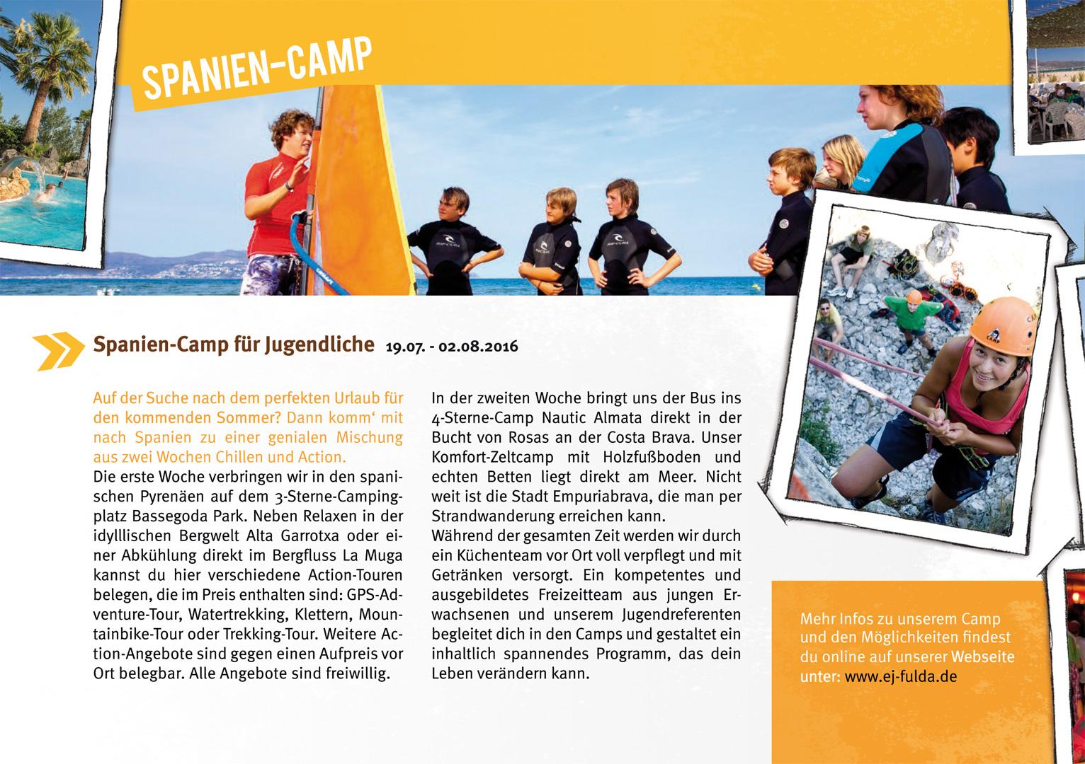 Spanien-Camp 2016 Seite 1