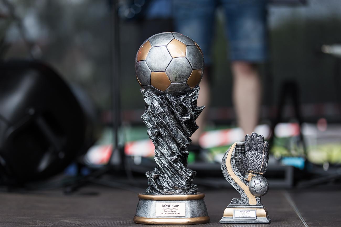 Konfi-Cup und Fan-Pokal 2016
